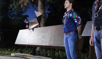 Indrukwekkend monument 'Nooit meer teruggekomen' officieel onthuld