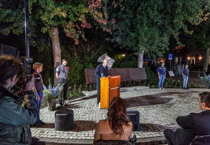Alles over het monument 'Nooit meer teruggekomen' en de onthulling