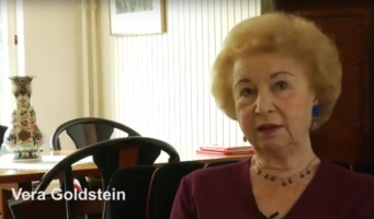 Joods kind in de oorlog - Vera Goldstein