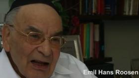 Joods kind in de oorlog - Emil Hans Roosen