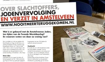 'Nooit meer teruggekomen' in AmstelveenZ Magazine
